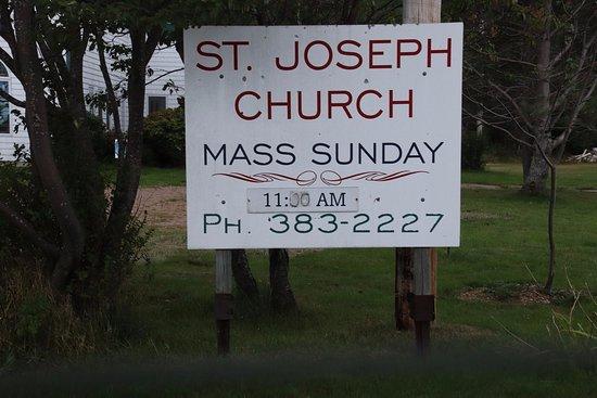 Dingwall, Kanada: St Joseph Church