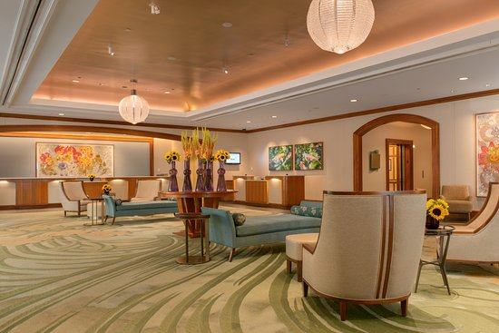 Seaport Hotel: Our residentially styled lobby welcomes you as your home away from home