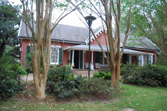 Glenfield Plantation Bed and Breakfast: Glenfield frontal fiew