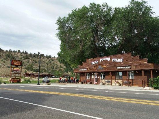 Bryce Pioneer Village