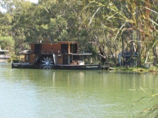 Wentworth, Australia: Darling River