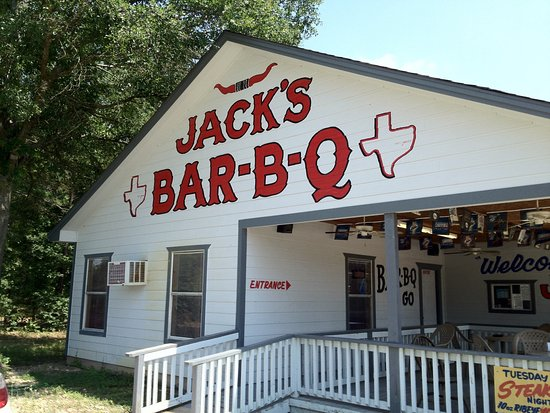 ‪‪Cut and Shoot‬, تكساس: Jack's BBQ‬