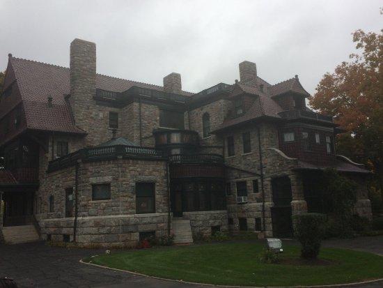 Studebaker National Museum: Oliver Mansion