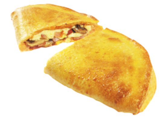 Pizza Calzone Picture Of La Boite A Pizza Caen Tripadvisor