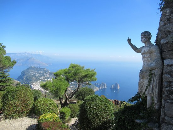 Mount Solaro: The view from the top