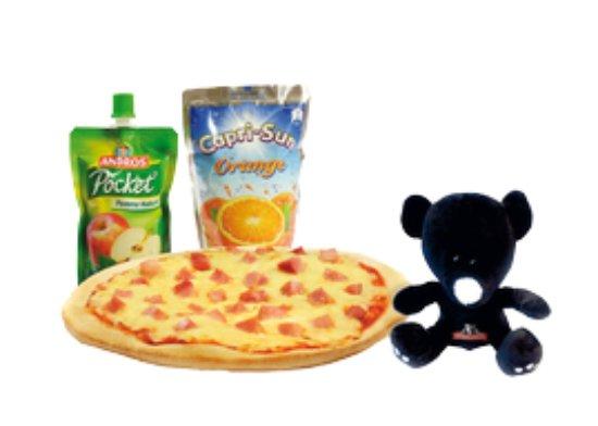 Menu Enfant Picture Of La Boite A Pizza Caen Tripadvisor