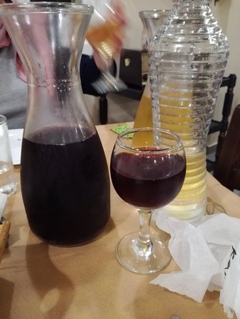 Vamos, Grécia: Wine