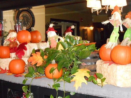 Auburn, Califórnia: Getting in the mood for Fall