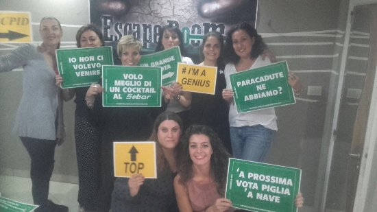 Escape Room Pozzuoli