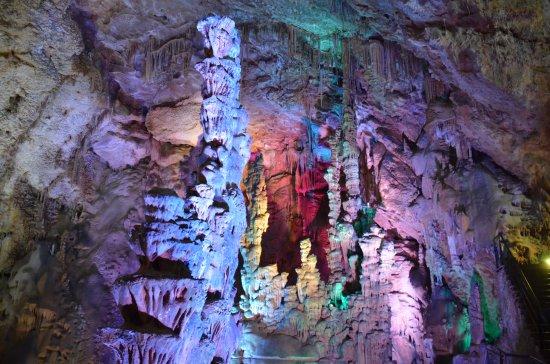 Busot, España: Пещера в Бусот