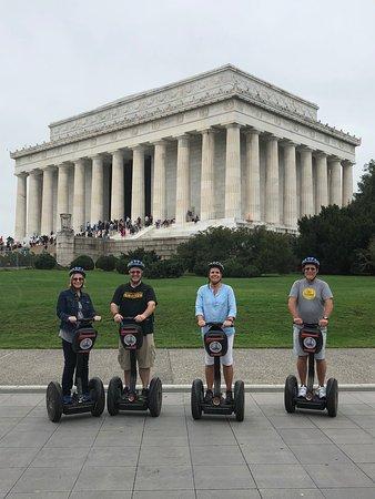 City Segway Tours Washington Dc Reviews
