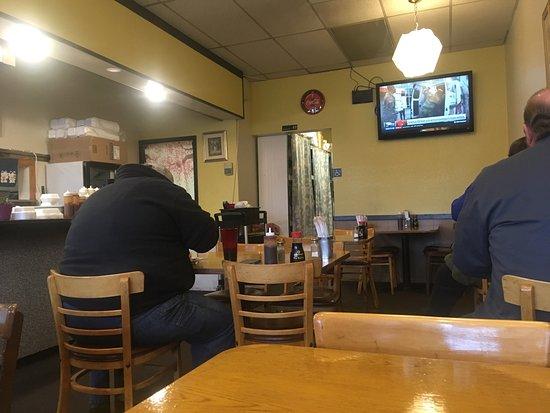 Fife, WA: Dining hall