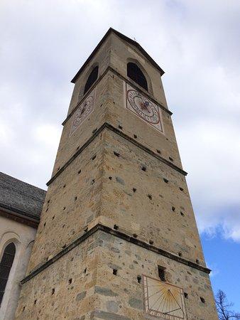 Glorenza, Italy: Glurns im November