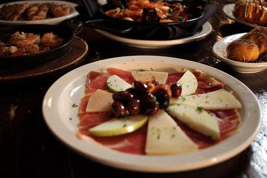 Andalucia Tapas Restaurant & Bar: The more the merrier.