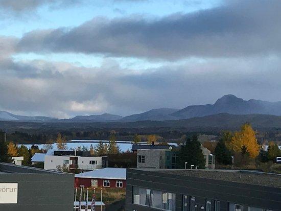 Kopavogur, IJsland: View outside