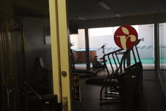 Ramada Hawthorne/LAX: Gym