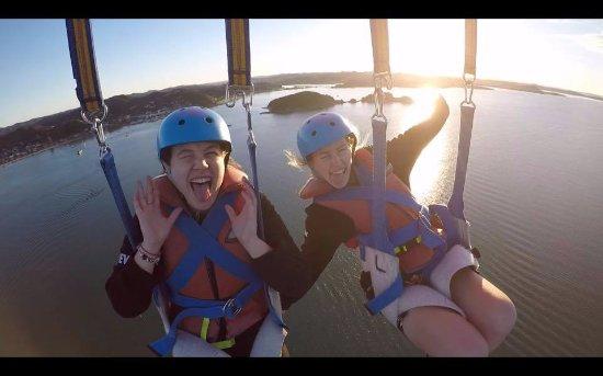 Paihia, Nouvelle-Zélande : Crazy good kiwi fun!