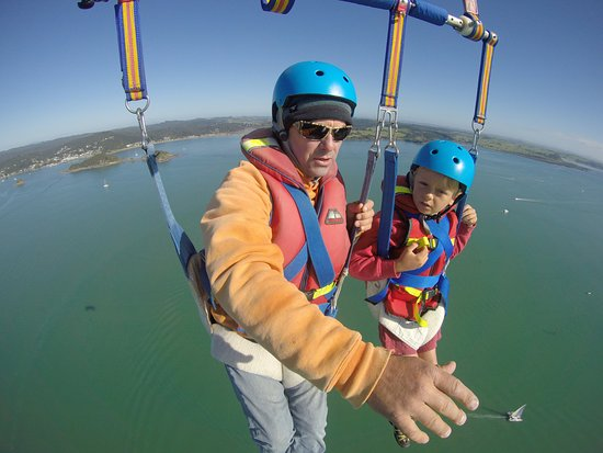 Paihia, Nouvelle-Zélande : Great family fun