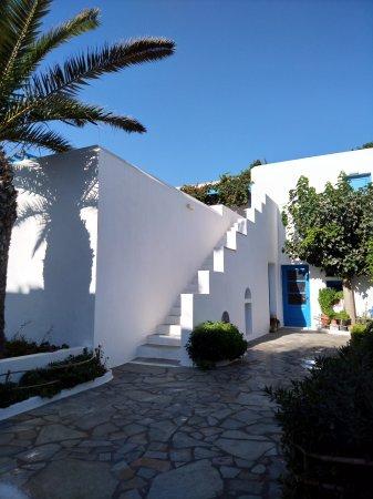 Agia Anna, Greece: Fanis hotel