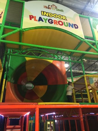 Hide N Seek Indoor Playground
