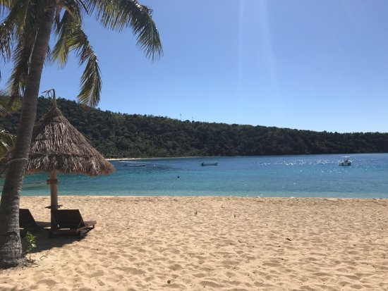 Our Own Private Beach Hut Picture Of Paradise Cove