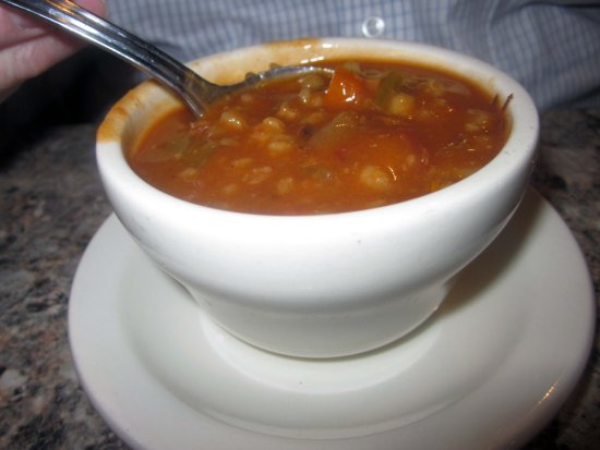 Middlesex Diner: Beef Vegetable Soup