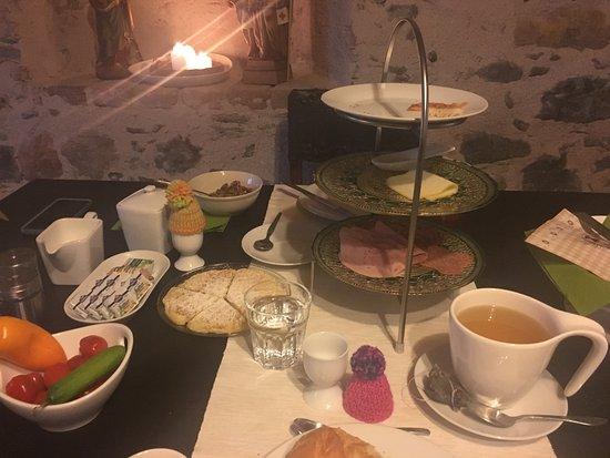 Weissenkirchen, Austria: Amazing breakfasts!