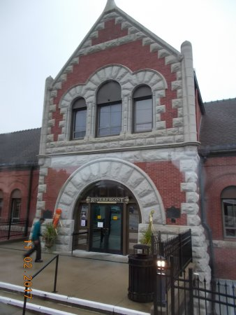 Leavenworth, KS: Front of Building