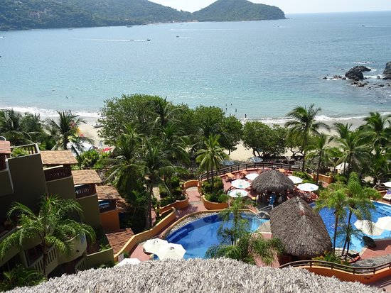 Embarc Zihuatanejo: View from our deck #308