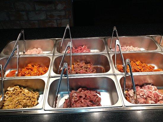 gengy s mongolian bbq buffet restaurant hastings restaurant rh tripadvisor co nz