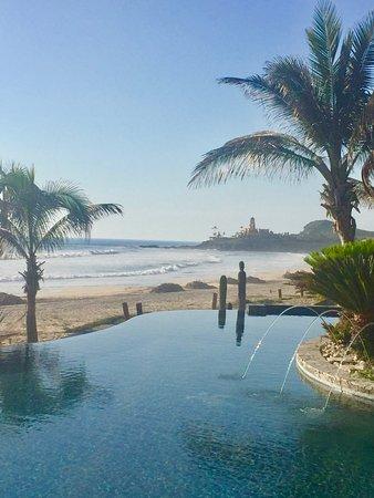 Sol Pacifico Cerritos: Huge solar heated pool