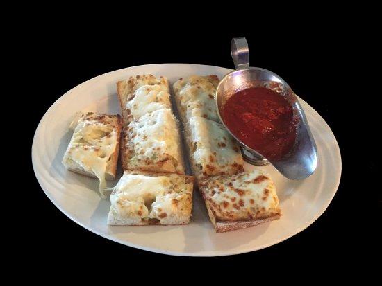 New Hartford, CT: Garlic Bread !!!!
