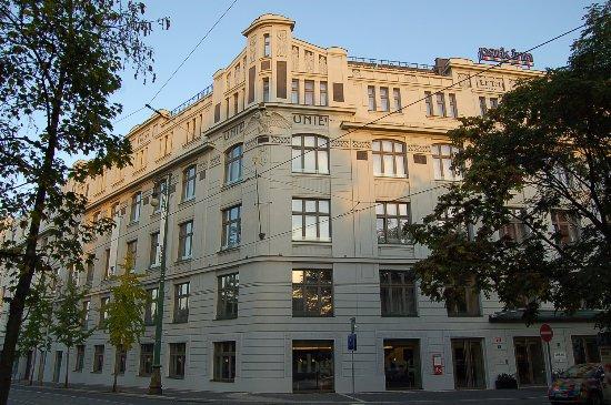 Park Inn Hotel Prague Image