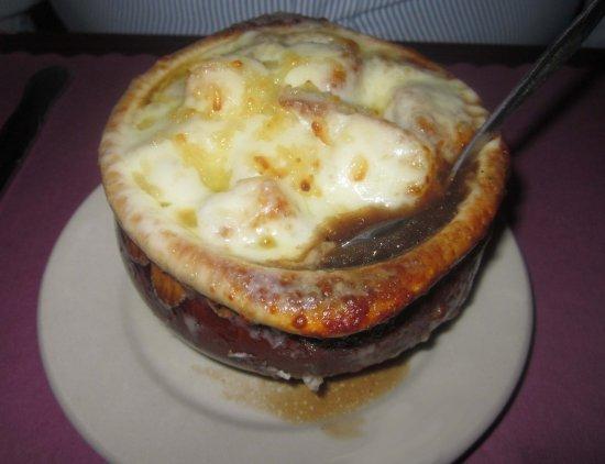 คาร์ไลอัล, เพนซิลเวเนีย: French Onion Soup