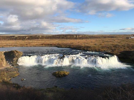 Discover Iceland: Bonus Falls