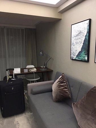 The Bauhinia Hotel - Central: Sofa
