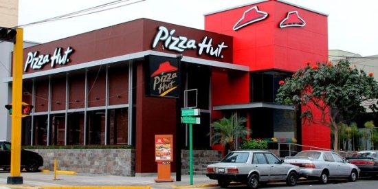 Pizza Hut Lima Calle 2 De Mayo 202 Miraflores Restaurant