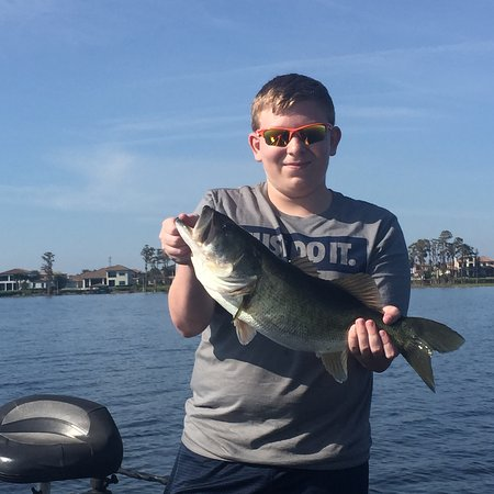 Fish orlando trophy bass guide service kissimmee all for Bass fishing orlando