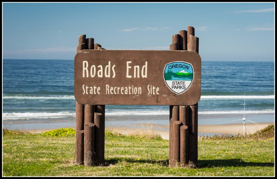 Lincoln City, OR: Roads End State Recreation Site