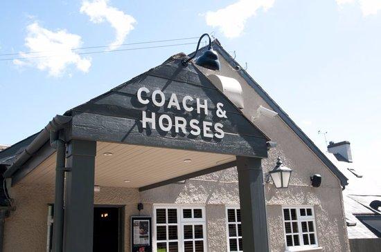 Castleton, UK: Beefeater Coach & Horses