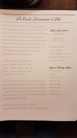 Dunleith: Hotel Information