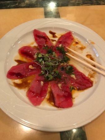 Hull, MA: Tuna ceviche. Mmmmm!