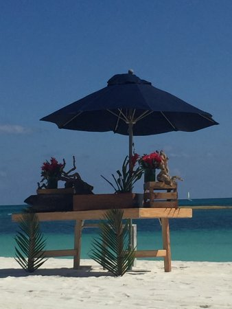 Banyan Tree Mayakoba: Chef Victor made our stay! We keep kosher and he was able to provide us with delicious kosher me