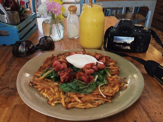 Sister Srey Cafe: Potato Hash - Devine