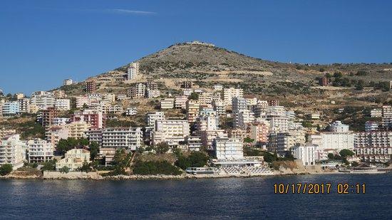 Butrint, Albania: Sarande Port