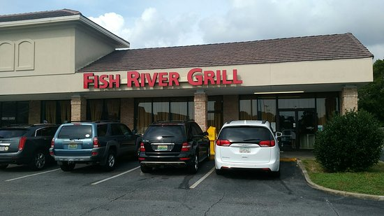 Fish river grill 3 gulf shores restaurant bewertungen for Fish river grill gulf shores