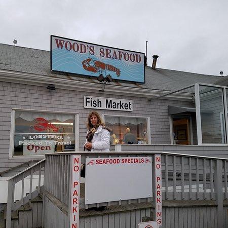 Wood's Seafood Aufnahme