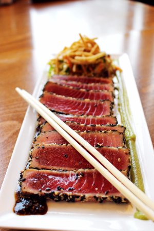 Kirkwood, MO: Seared Tuna App