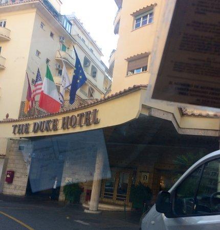 The Duke Hotel Bild