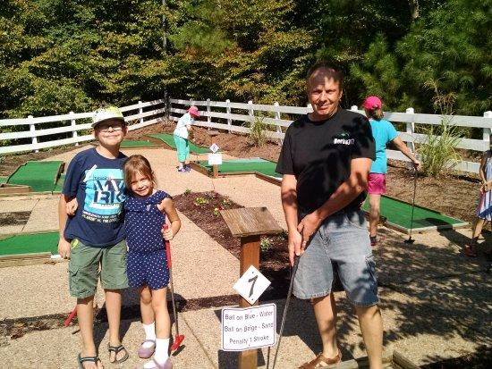 King's Creek Plantation Resort: Mini Golf
